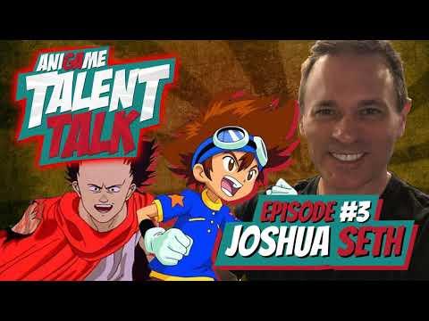 Ani-Game Talent Talk | Joshua Seth Interview