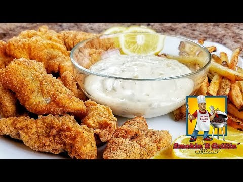 Fried Catfish | Catfish Nuggets