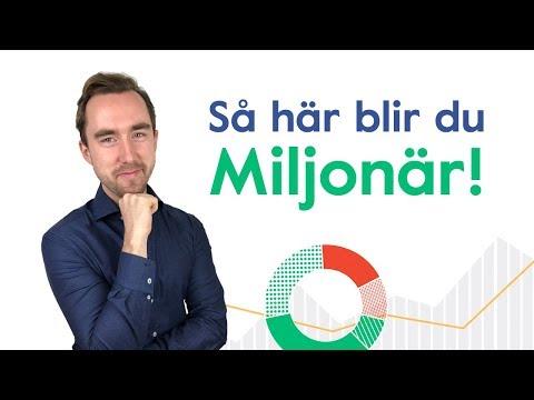 Så här blir du miljonär? Hör Alexanders smarta tips!