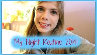 My Night Routine For 2014! Thumbnail