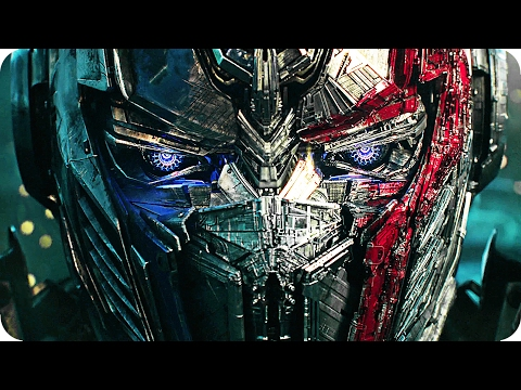 TRANSFORMERS 5: THE LAST KNIGHT Superbowl Trailer (2017) Big Game Spot