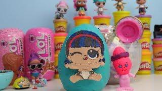 Lol Under Wraps pop heart doll Yumurtasından sürpriz oyuncaklar Çıktı Bidünya Oyuncak