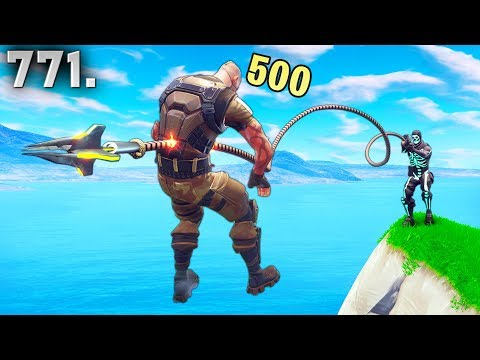*NEW* GRAPPLER KILL TRICK!! - Fortnite Funny WTF Fails and Daily Best Moments Ep. 771