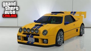 NUEVO COCHE! +89485 LUCES!! - GTA V ONLINE - GTA 5 ONLINE