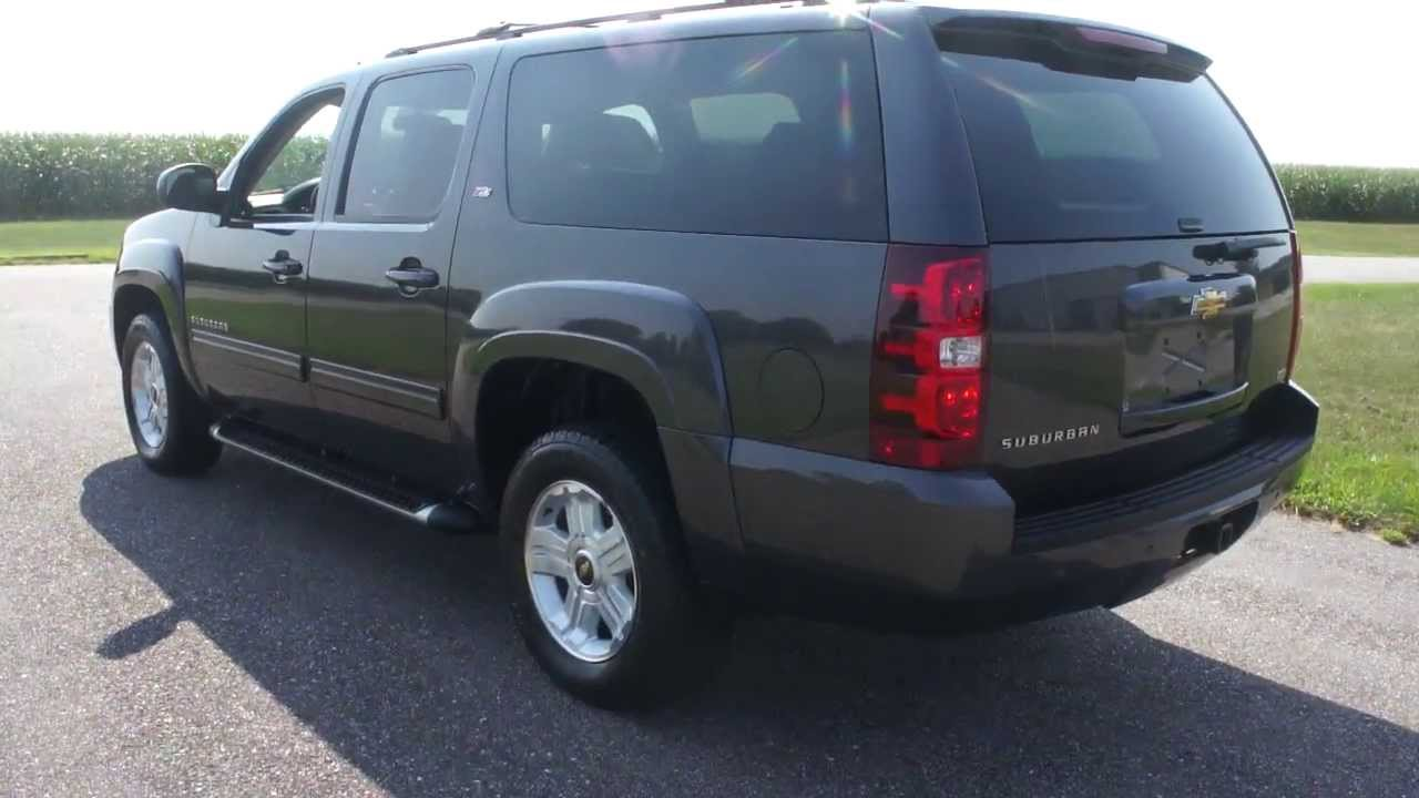What Is Flex Fuel >> 2010 Suburban Z71 For Sale~Off Road Package~Flex Fuel~Leather~Captains~Salvage Title - YouTube