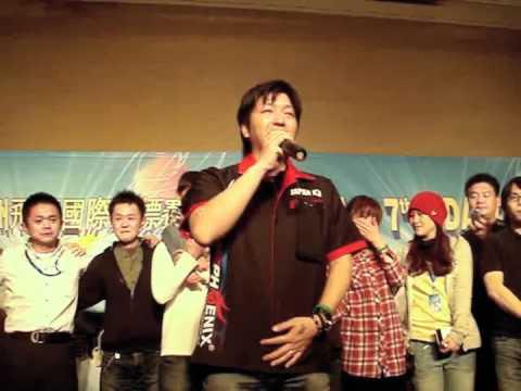 Pray for JP-Darts tour@ Taipei, Taiwan