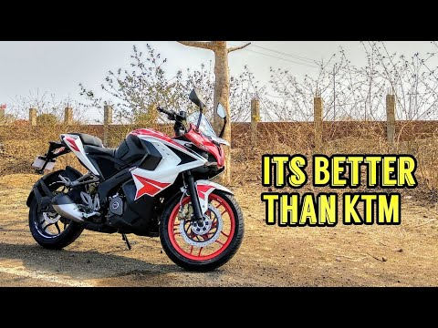 Bajaj Pulsar RS 200 2018 Review - Best Beginners Bike
