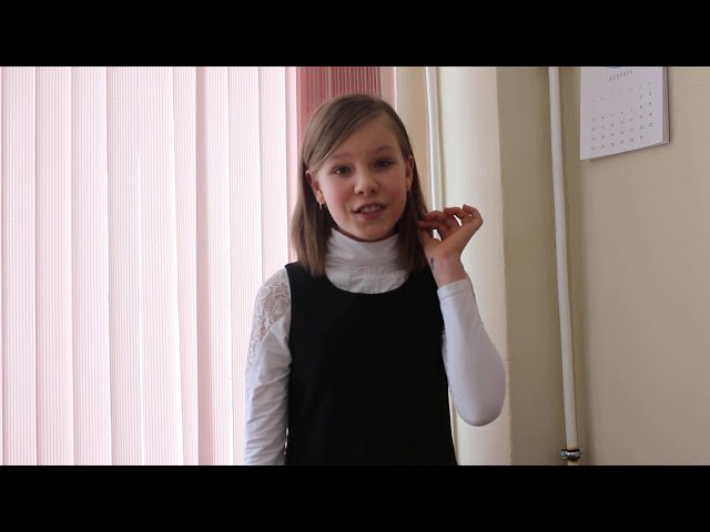 Изображение предпросмотра прочтения – КираБатракова читает произведение «В 15 лет» М.И.Цветаевой