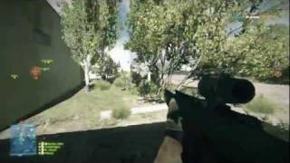 Battlefield 3: Aggressive Recon Patch + Rush Gameplay