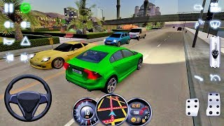 Driving School 2017 #24 ISTAMBUL MAP- Android IOS gameplay #carsgames
