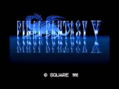 Final Fantasy V Sinking Deeper Beyond the Deep Blue Sea remix
