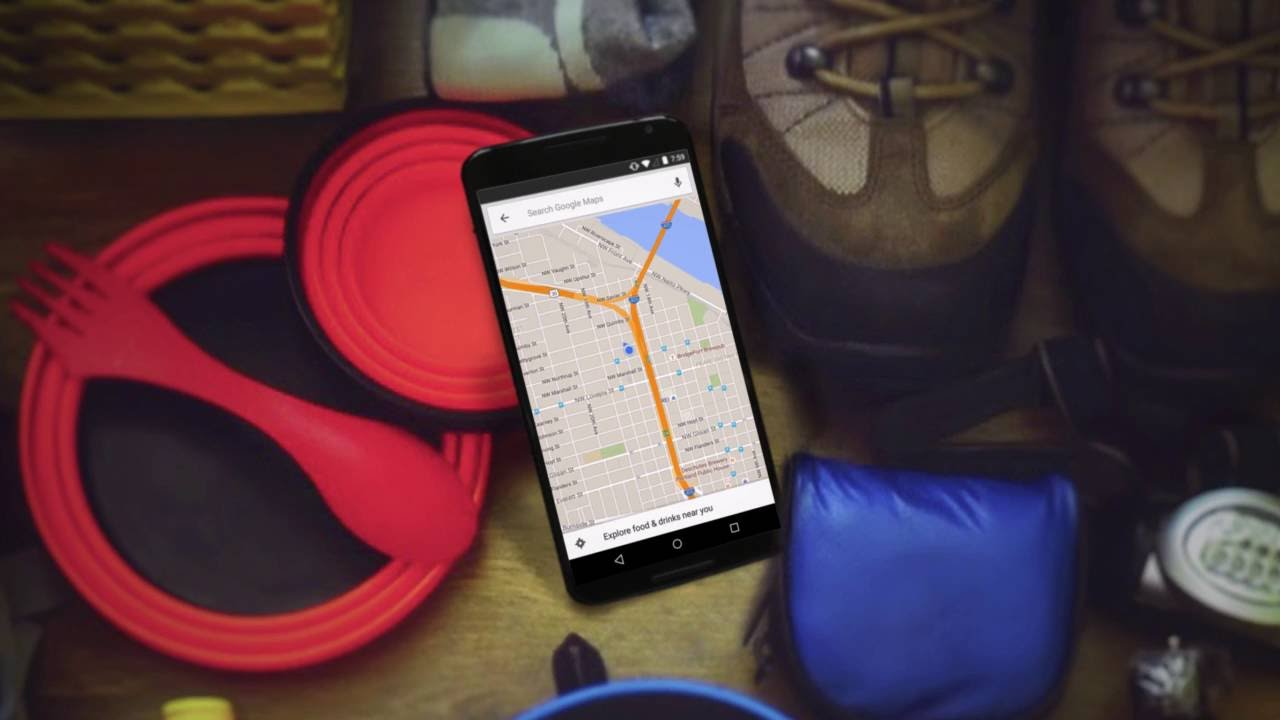 Hiking GPS or iPhone? Using Your Smartphone to Navigate Outdoors