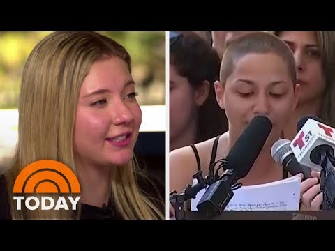Parkland Shooting Student Activists Talk One Year After Tragedy | TODAY