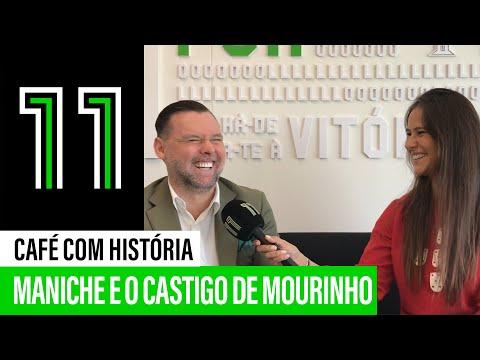 Café com História: Maniche e o castigo de Mourinho