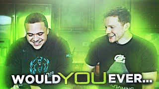 WOULD YOU EVER!? OPTIC EDITION
