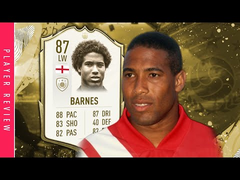 FIFA 20 Barnes Review | 87 ICON John Barnes Player Review