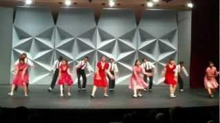 LOVE -- Swingtime at 2012 DV8 Encounter Culture