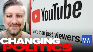 Peter Coffin: How YouTube changed politics?