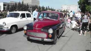 Парад 9 мая 2012 года в Кузнецке(Парад Победы 9 мая 2012 года в городе Кузнецке., 2012-05-10T10:09:50.000Z)