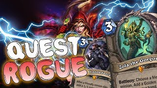 Hearthstone: Quest Rogue nel 2018 ? [Gameplay ITA]