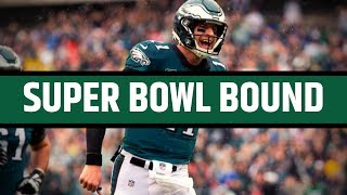 Why The Philadelphia Eagles are 2019 NFC Favorites
