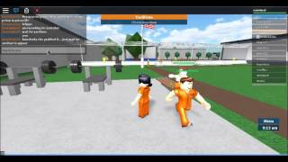 How to escape Prison in Roblox II Roblox Prison