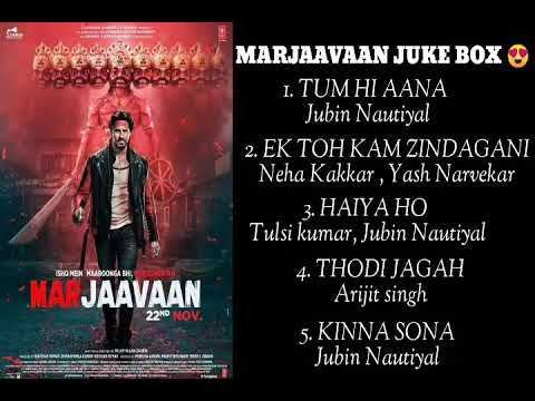 Marjaavaan Movie Mp3 Song Download All Mp3 Lyrics Download Gicpaisvasco Org