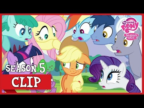 Applejack Doesn't Know Coloratura (The Mane Attraction) | MLP: FiM [HD]