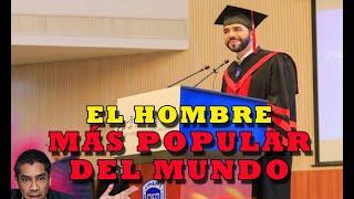 Gustavo López DISPUESTO A CONCILIAR CON EL POLITICO MAS POPULAR DEL MUNDO