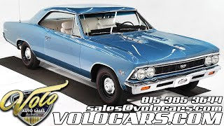 1966 Chevrolet Chevelle SS 396 for sale at Volo Auto Museum (V19002)