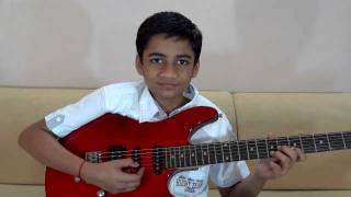 Chanda O Chanda Guitar Instrumental - Lakhon Mein Ek