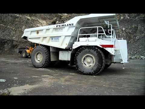Perlini DP705 +  VOLVO L350F part II