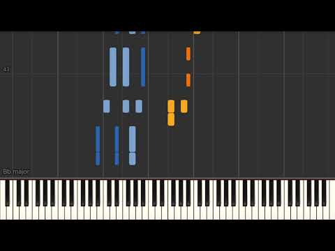 What a Feeling (Flashdance OST) – Piano tutorial