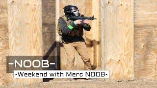 Minutemen Airsoft | NOOB | Black Ops Bristol