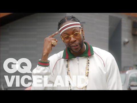 2 Chainz Checks Out $200K Choppers  Most Expensivest  VICELAND & GQ