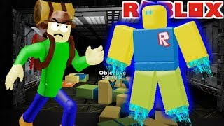 CAN CAMPING BALDI SURVIVE ZOMBIES?! | Roblox Camping: Zombie Stories /Area 51