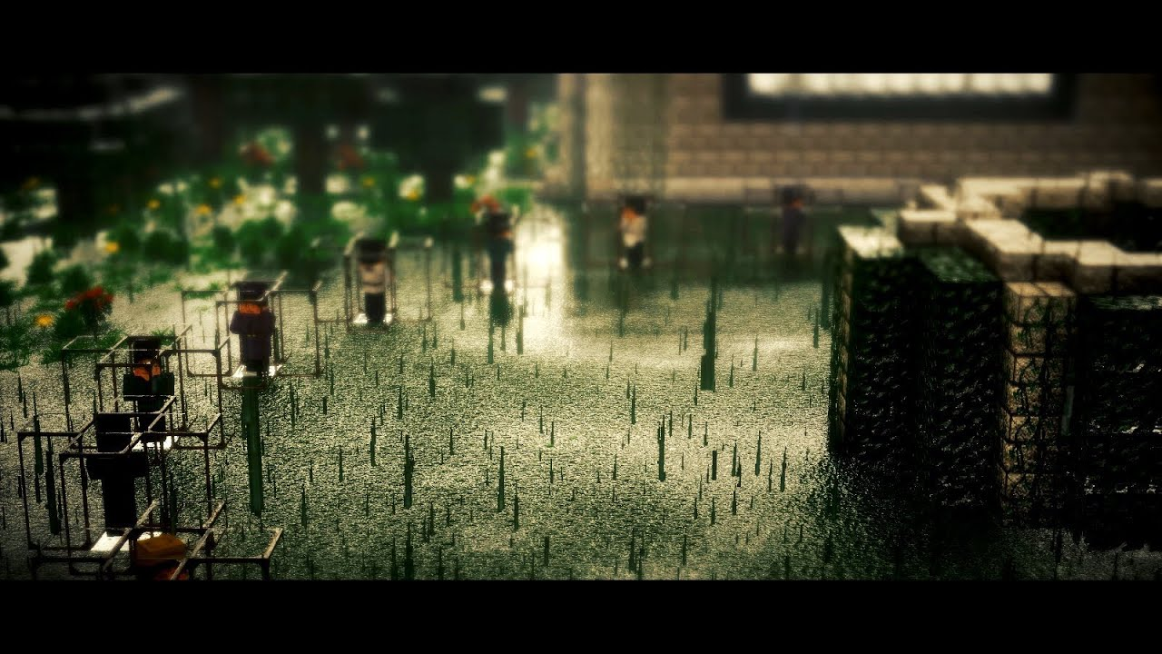 minecraft ultra extreme weather graphics sonic ethers unbelievable