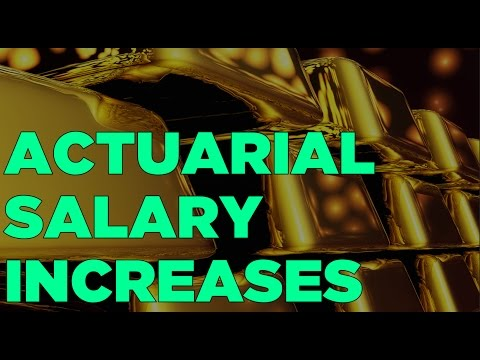 Actuarial Salary Increases