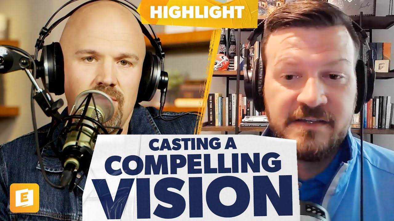 How to Cast a Compelling Vision for the Future