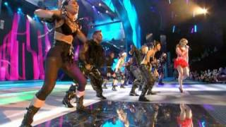 Kylie Minogue - Red Blooded Woman - live