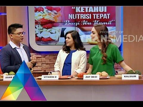 DR OZ INDONESIA 11 DES 2015 - Nutrisi Yang Tepat Bagi Ibu Hamil Dan Janin