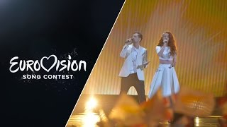 Mørland & Debrah Scarlett - A Monster Like Me (Norway) - LIVE at Eurovision 2015: Semi-Final 2