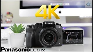 The Best Budget 4K Camera - Lumix G7 Review