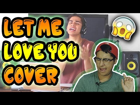 Let Me Love You by DJ Snake ft Justin Bieber Alex Aiono Cover