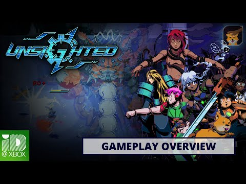 Новый геймплей Unsighted, игра выйдет в Game Pass уже 30 сентября
