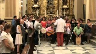 Coro ACDejatellevar 07 Santo Boda de Oro La Concepción