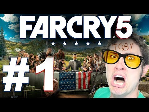 FARCRY 5 -  THE FATHER IS CREEPY - TobyGames