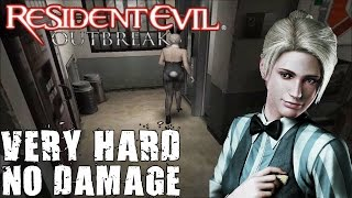 "Resident Evil Outbreak: ""The Hive"" No Damage (Very Hard)"