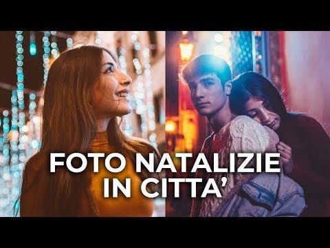 CONSIGLI PER FARE FOTO NATALIZIE IN CITTÀ - SHOOTING FOTOGRAFICO