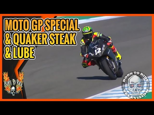 This Week on Born To Ride Episode 1189 - Moto GP Special